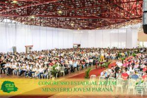 Congresso Estadual Jovem 2015 - Francisco Beltrão