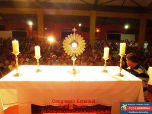 Congresso Estadual do Ministério de Oração por Cura e Libertação 2013 - Londrina