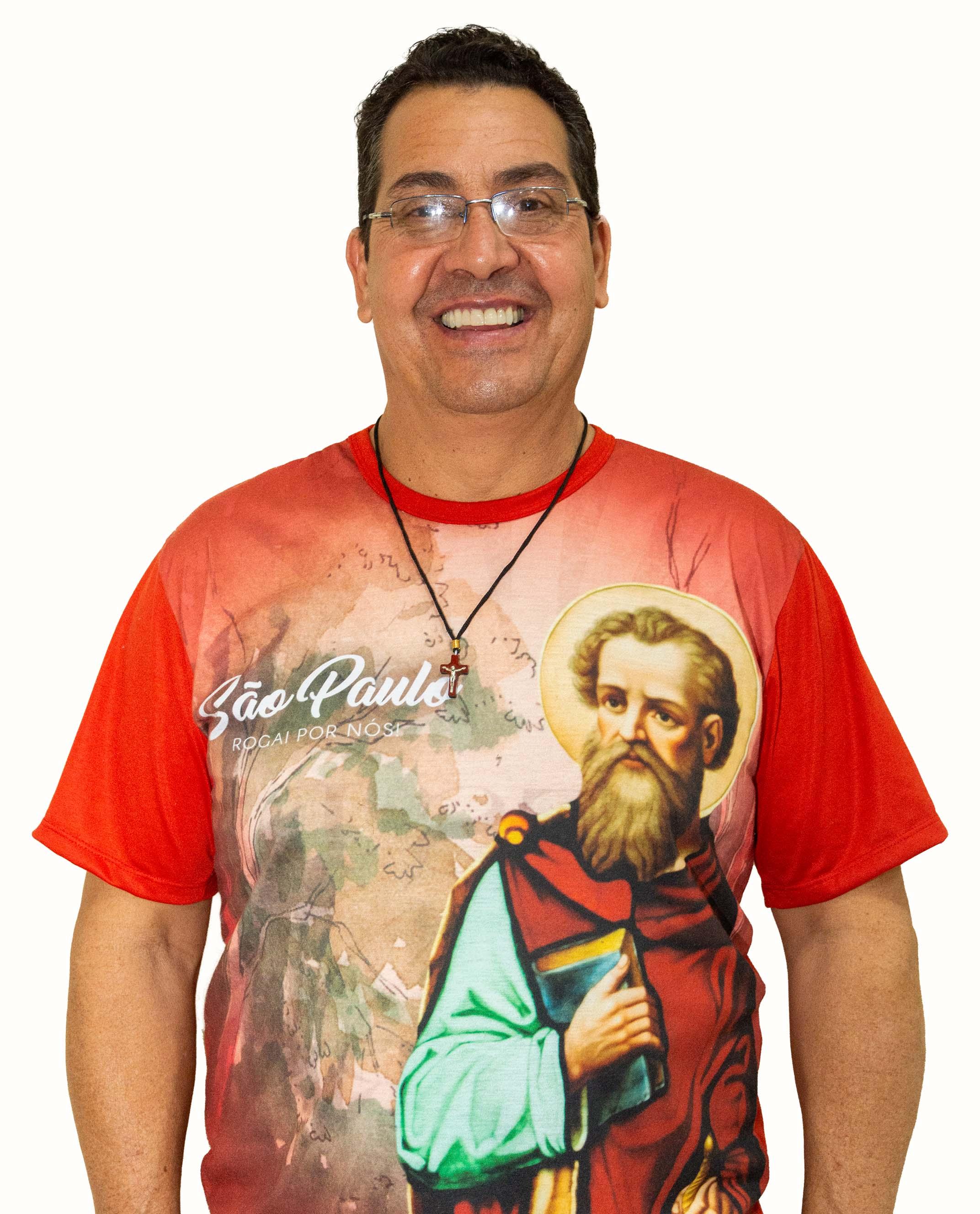 GERVÁSIO FARIAS - Diocese de São José dos Pinhais