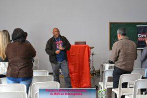 Primeiro Retiro de Formação do MCS em Guarapuava 2015