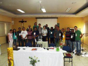 Reunião do Conselho Estadual em Campo Mourão 2014