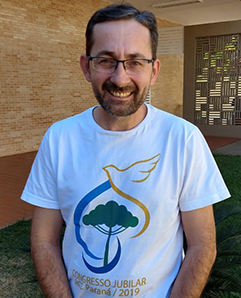 AIRTON CARDOSO CARVALHO Diocese de Foz do Iguaçu